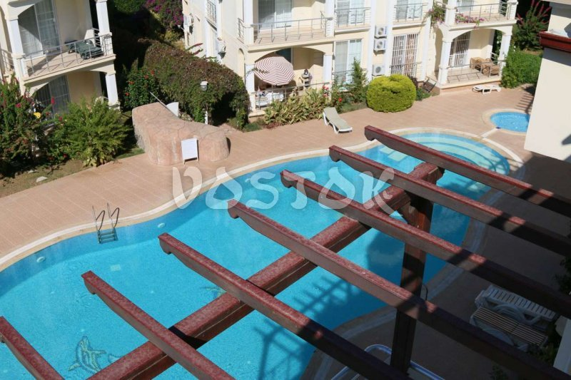 E4 Sun Valley Apartment For Rent In Calis Fethiye Turkey