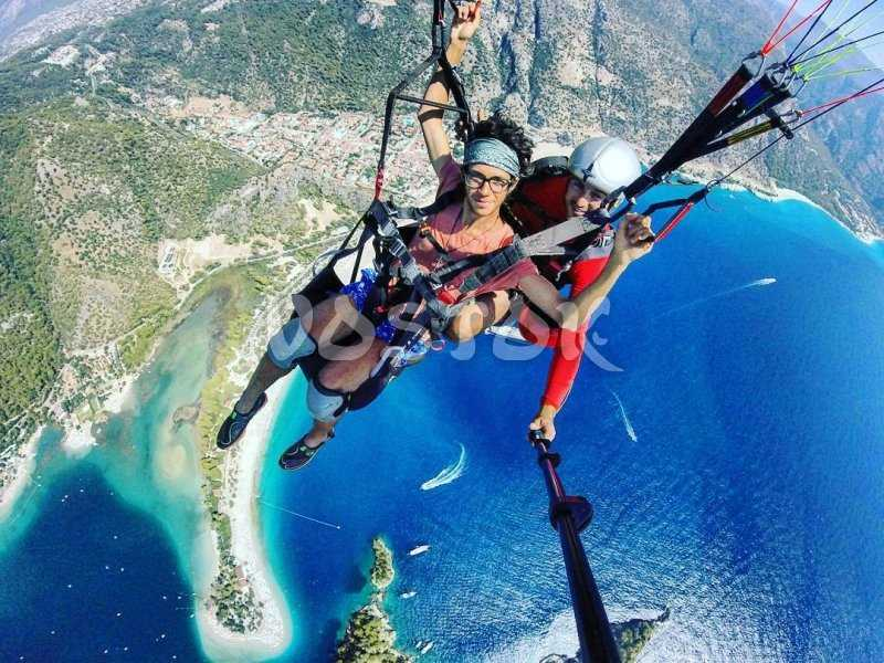 Soar like a bird - Oludeniz paragliding
