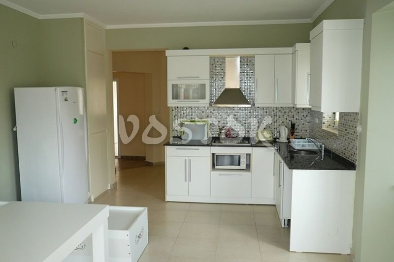 Open plan kitchen - Blue Green Apartments in Calis Fethiye