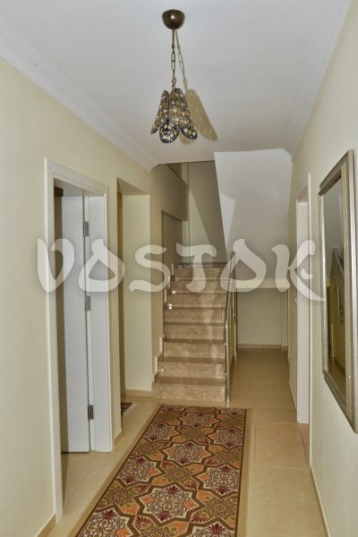 Stairs to first floor - Mango villa in Calis Fethiye Turkey