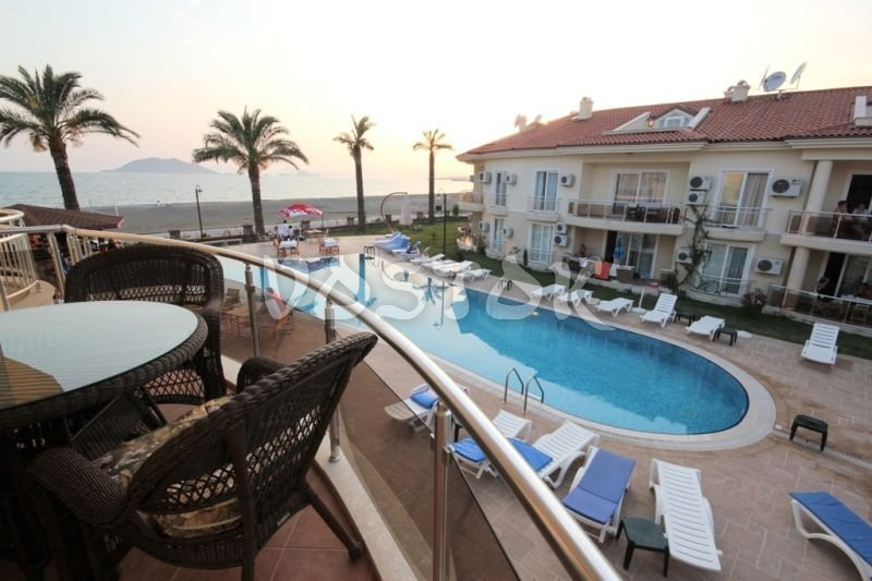Sea view - Sunset Poseidon Apartments in Calis Fethiye