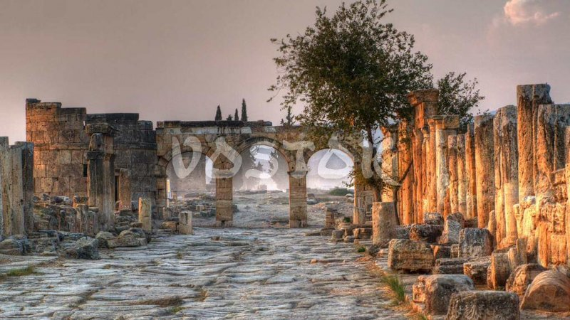 Private tour to ancient city of Hierapolis from Fethiye Oludeniz Hisaronu