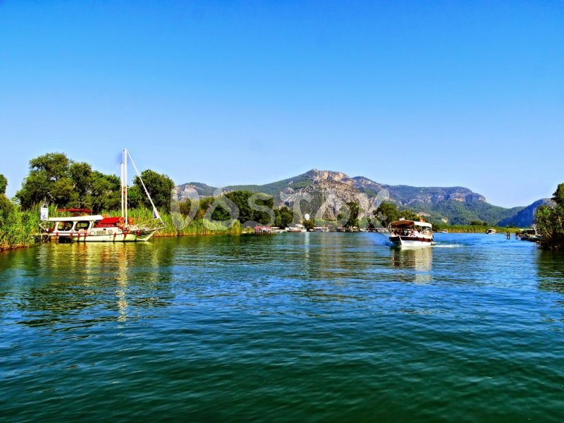 Private tour to Dalyan mud bath from Fethiye Oludeniz Hisaronu
