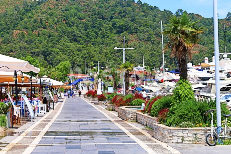 Marina in Marmaris