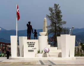 About fethiye turkey fethiye tourist information - Turkish culture and tourism office ...