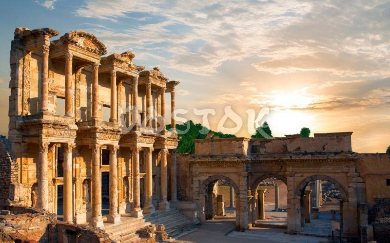 Ancient Ephesus City