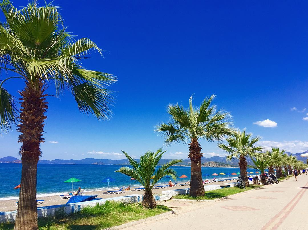Resorts in Turkey with a sandy beach. Holidays in Turkey. Reviews 100