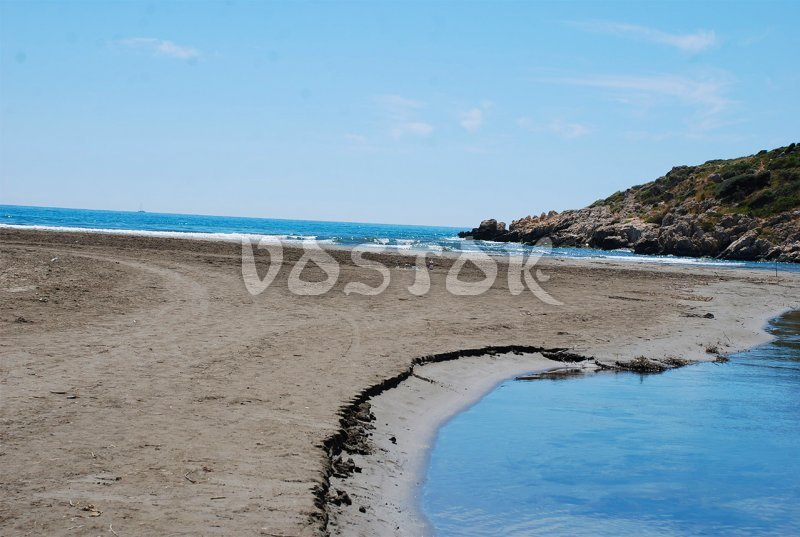 Patara Beach is one of the longest sandy beaches in Turkey