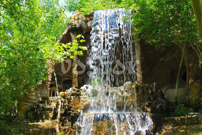 Waterfall in Yakapark - Saklikent Tour