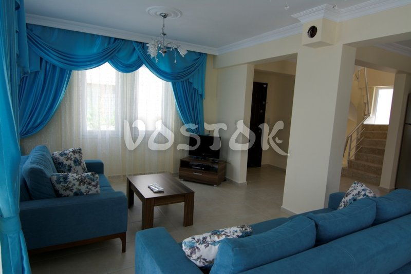 Lounge - living room- Mountain View Villa in Ovacik
