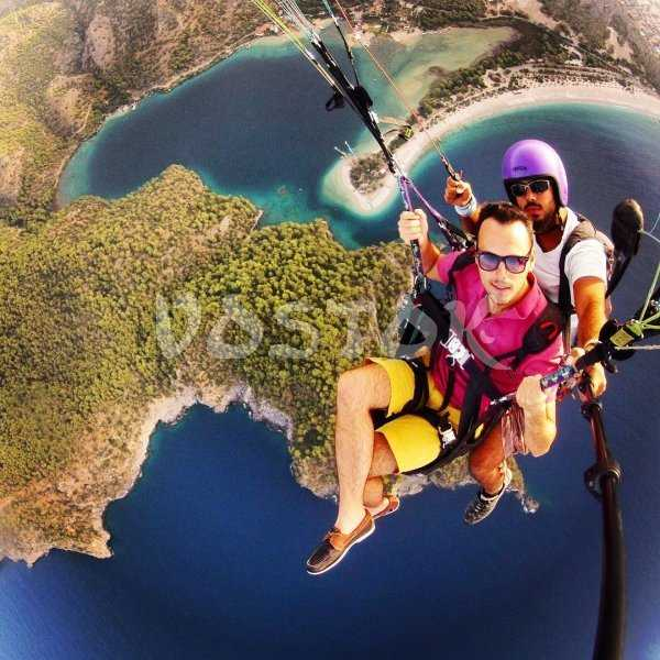 Oludeniz paragliding is definitely memory for all your life