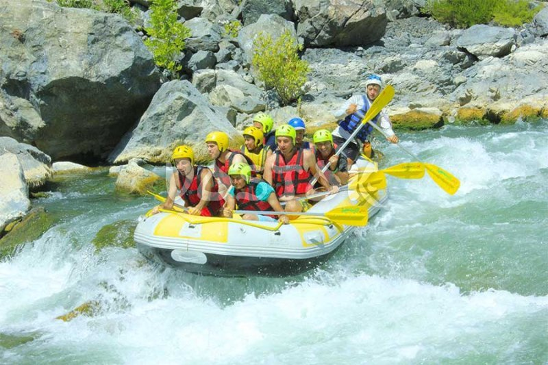 So what will happen next - Fethiye Rafting