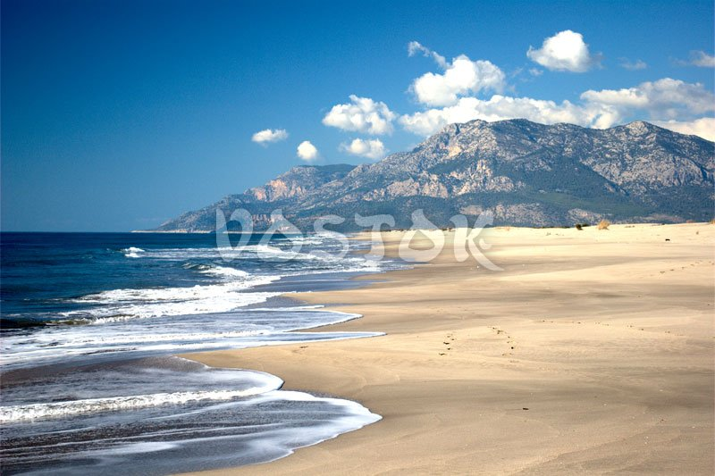 Visit Patara beach - longest in Turkey sandy beach
