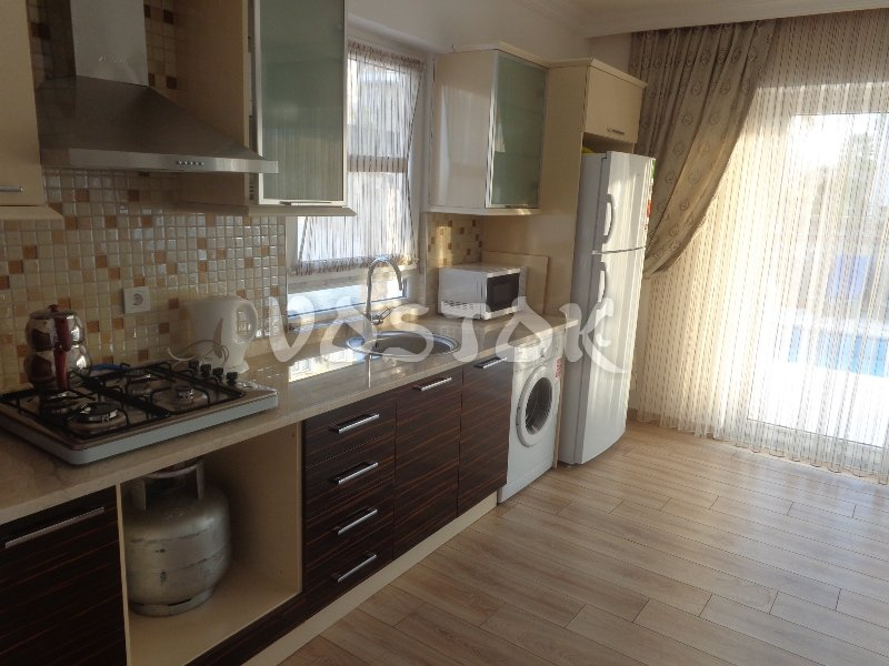 Fully equuipped kitchen - Pine Villa in Ovacik Hisaronu