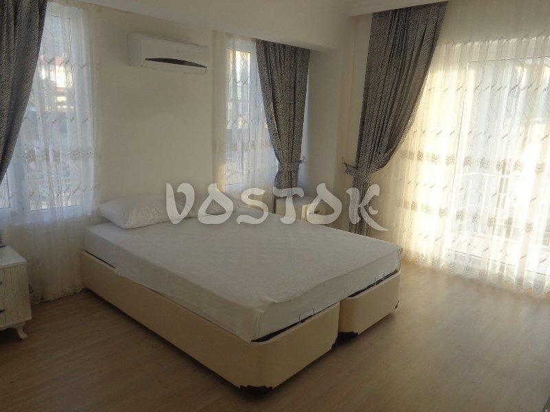 Double bedroom - Pine Villa in Ovacik Hisaronu