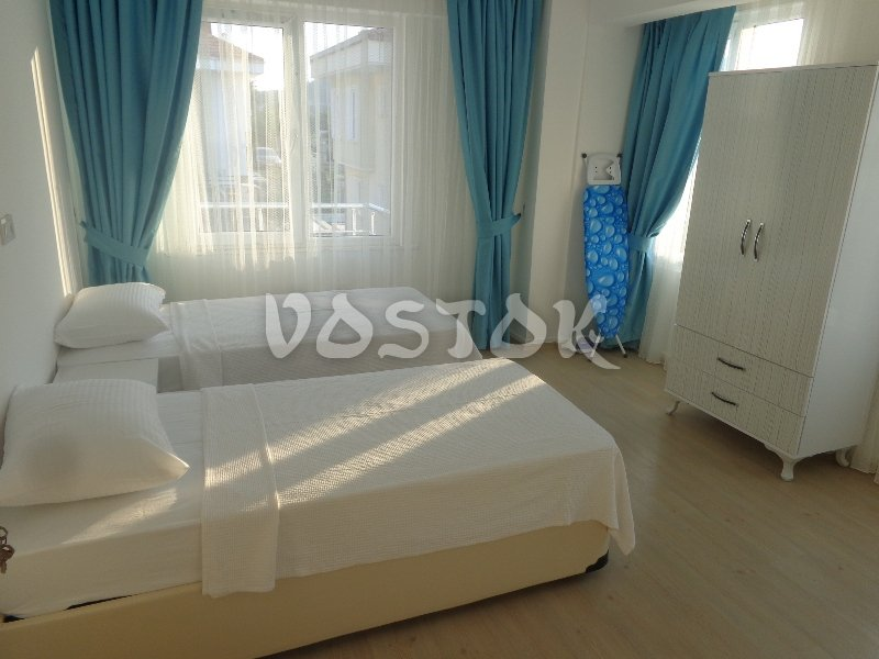 Twin bedroom - Pine Villa in Ovacik Hisaronu