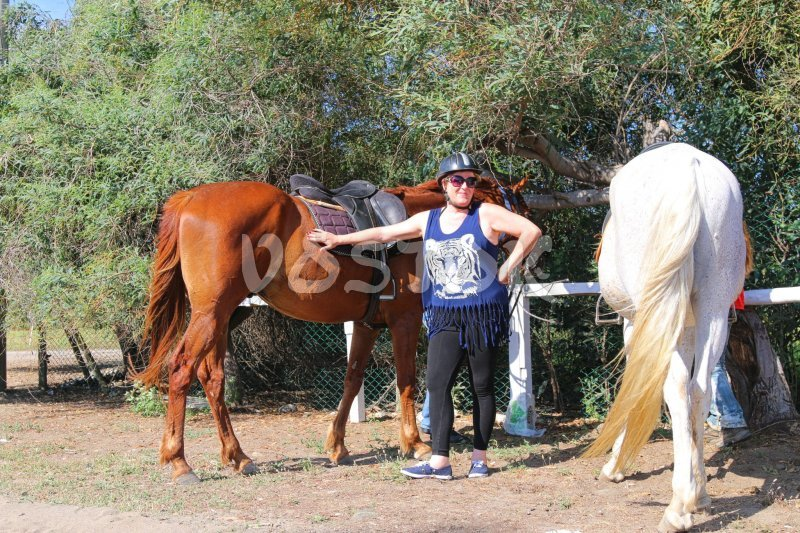 Time to pose - Desperado Ranch Fethiye