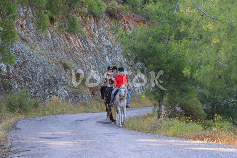 Desperado ranch Fethiye horse riding tour