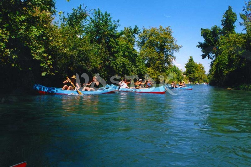 Cool views from the Esen Cay river - Xanthos River Canoeing