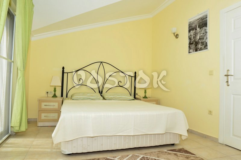 Double bedroom - Seaside Villa in Calis Turkey
