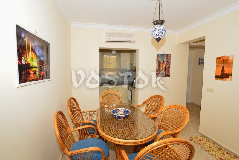 Dining area - Seaside Villa in Calis Turkey
