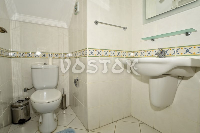 Bathroom - Seaside Villa in Calis Turkey
