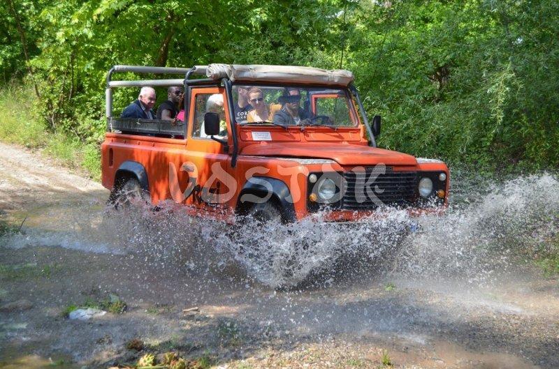 Land Rover Safari From Fethiye Hisaronu Oludeniz