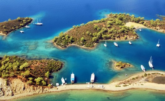 12 Islands from Fethiye