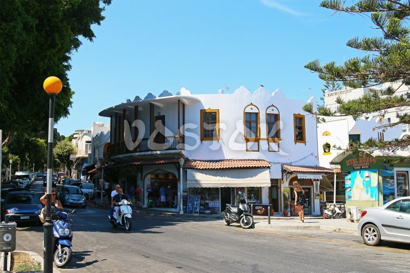 Walking the streets of Rhodes - Day Trip from Fethiye
