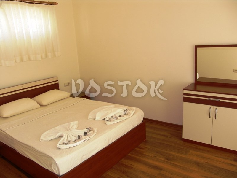 Master bedroom with double bed - Oasis Village Fethiye Turkey