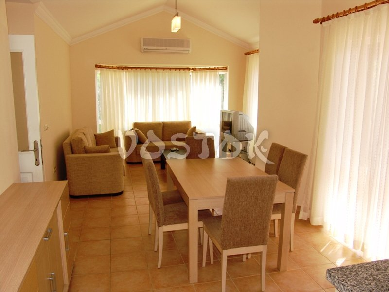 Dining - living room - Oasis Village Fethiye Turkey