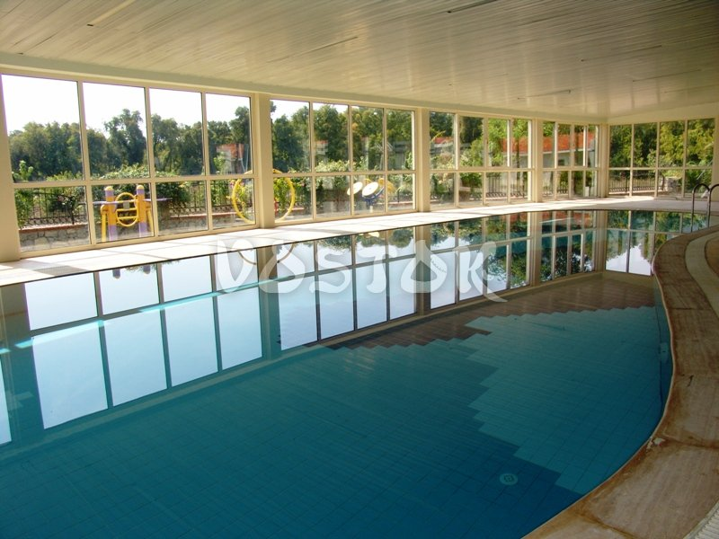 Indoor pool - good even for holidays in winter time - Oasis Village Fethiye Turkey