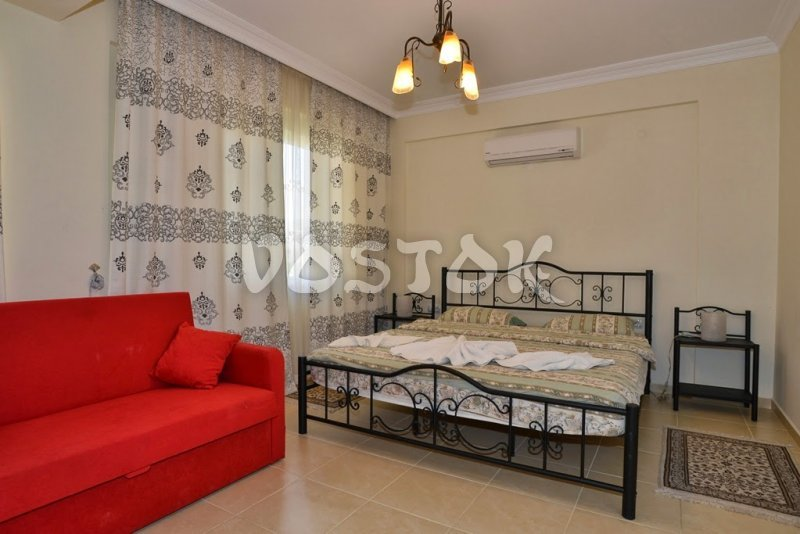 Bedroom - Mango villa in Calis Fethiye Turkey