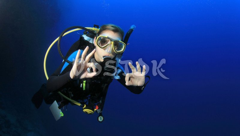 Scuba diving in Fethiye Turkey