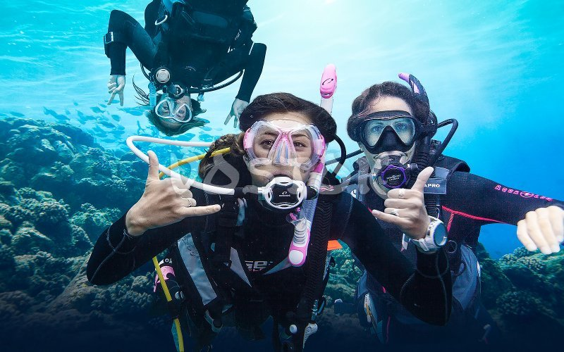 Scuba Diving in Oludeniz is full of fun