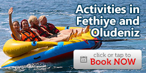 Activities in Fethiye and Oludeniz