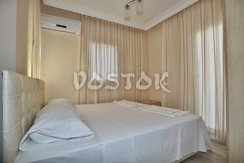 Double bedroom - Talia Villa in Calis Turkey