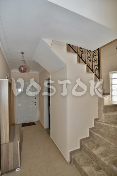 Stairs to the first floor - Talia Villa in Calis Turkey