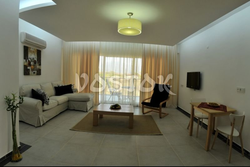 Living room - Odyssey Residence in Calis Turkey