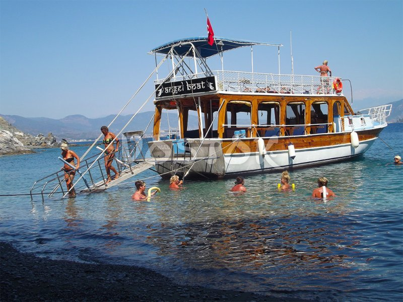 Angel boat - Private Boat Hire Fethiye