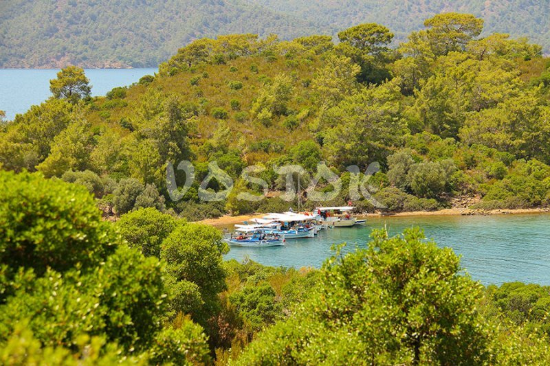 Private boats near Gocek - Private Boat Hire Fethiye