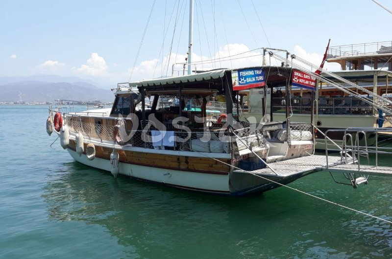 ADA Boat - Private Boat Hire Fethiye