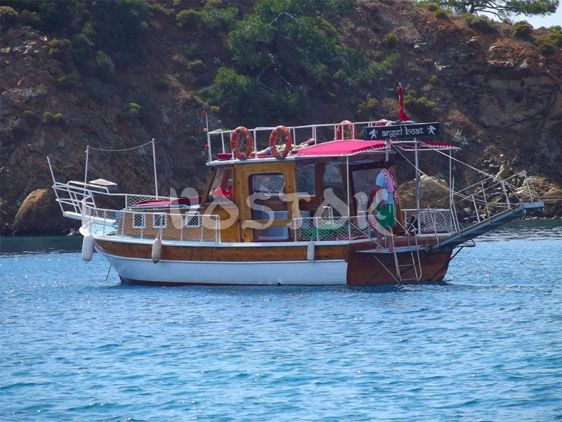 Sweet Pea boat - Private Boat Hire Fethiye