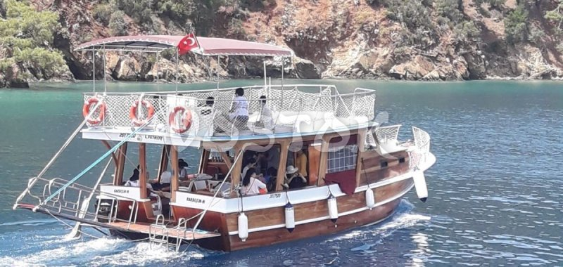 Kardesim M Boat is great choice for big company of friends