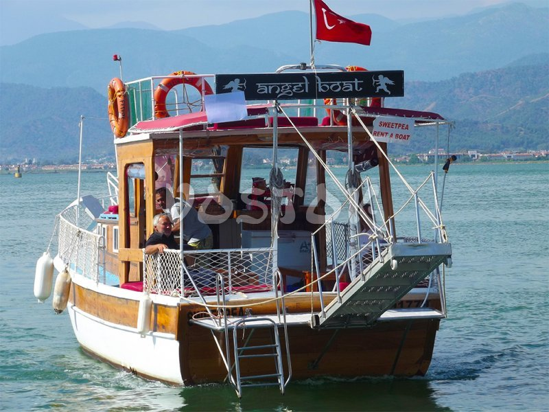 Sweet Pea boat's alt - Private Boat Hire Fethiye