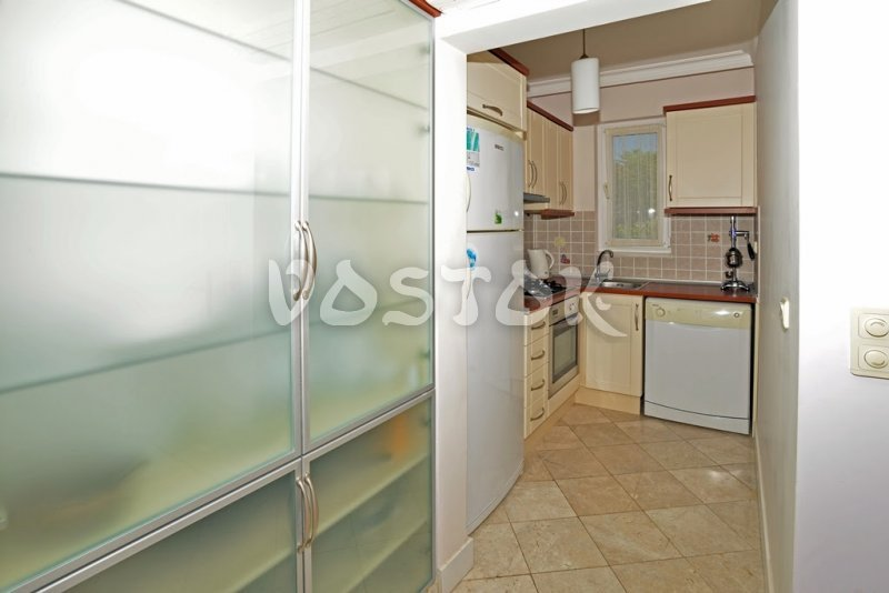 Kitchen - Seaside Villa in Calis Beach