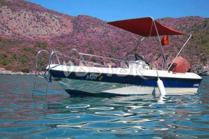 Speed boat hire in Oludeniz