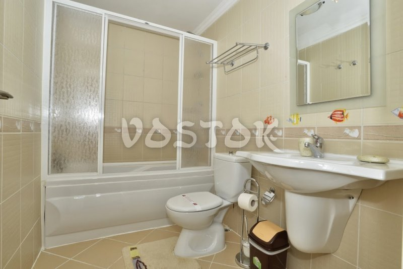 Bathroom with hot tbe - Seaside Villa in Calis Beach