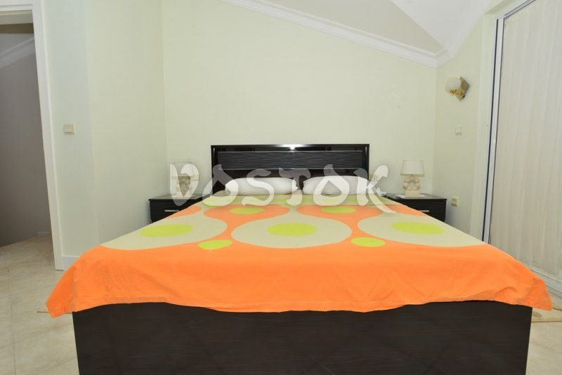 Attic floor - Seaside Villa in Calis Beach