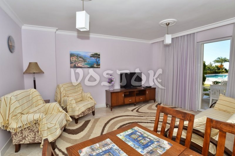 Lounge - Seaside Villa in Calis Beach